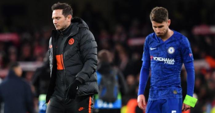 Jorginho, Frank Lampard Chelsea TEAMtalk