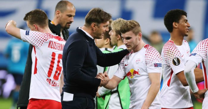 Hasenhuttl Explains Why Brutal Weapon Werner Will Excel At Chelsea