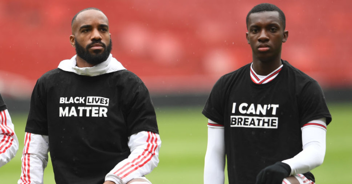 Alexandre Lacazette Eddie Nketiah - Paper Talk: Leeds sent transfer message after increasing bid for Liverpool star; Newcastle claim first dibs on Arsenal striker