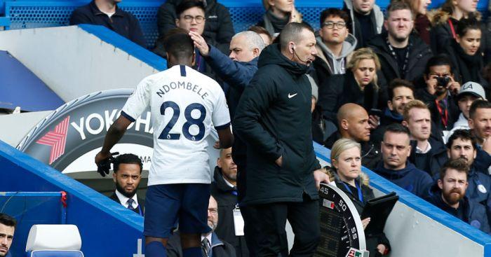 Tanguy Ndombele, Jose Mourinho Tottenham TEAMtalk