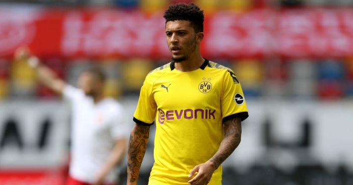 Dortmund chiefs issue rebuttal casting Man Utd doubt on Sancho move