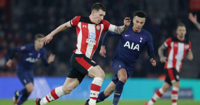 Pierre-Emile Hojbjerg Southampton, Dele Alli Tottenham TEAMtalk