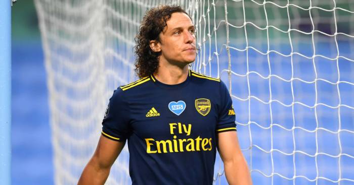 David Luiz Arsenal TEAMtalk