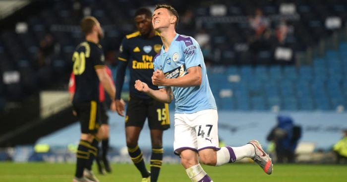 Phil Foden Manchester City TEAMtalk