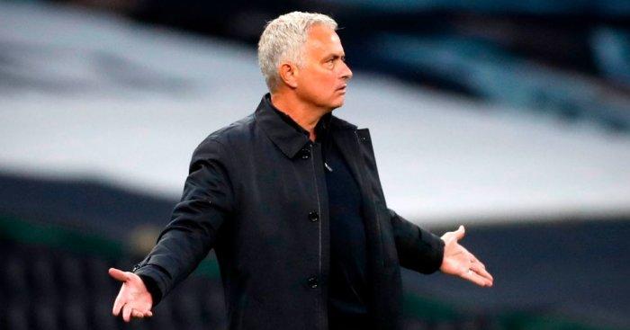 Jose Mourinho Tottenham Man Utd TEAMtalk