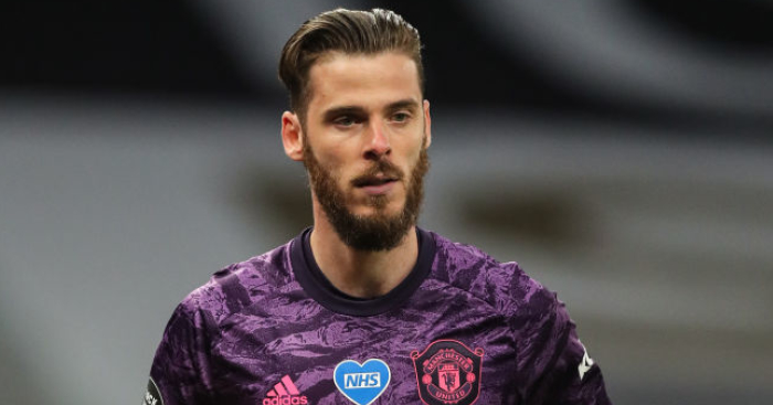 David De Gea Man Utd TEAMtalk
