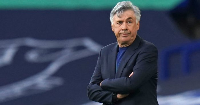 Carlo Ancelotti says he wants to keep 'important' Everton defender