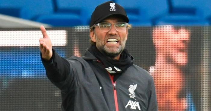 Klopp not handing out Prem appearances 'like Christmas presents' - team talk