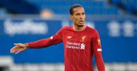 Virgil Van Dijk Everton Liverpool TEAMtalk