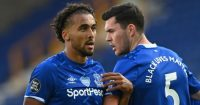 Dominic Calvert-Lewin Michael Keane Everton TEAMtalk