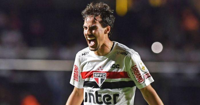 Igor Gomes Sao Paulo TEAMtalk