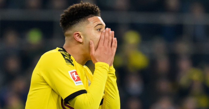 Dortmund chiefs issue firm rebuttal casting Man Utd move for Sancho into serious doubt - team talk