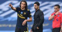 Mikel Arteta Matteo Guendouzi Arsenal TEAMtalk