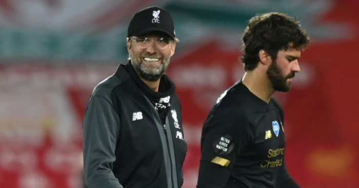 Jurgen Klopp Alisson Becker Liverpool - Jurgen Klopp explains how Liverpool 'lost the plot' against Aston Villa; reveals length of Alisson injury