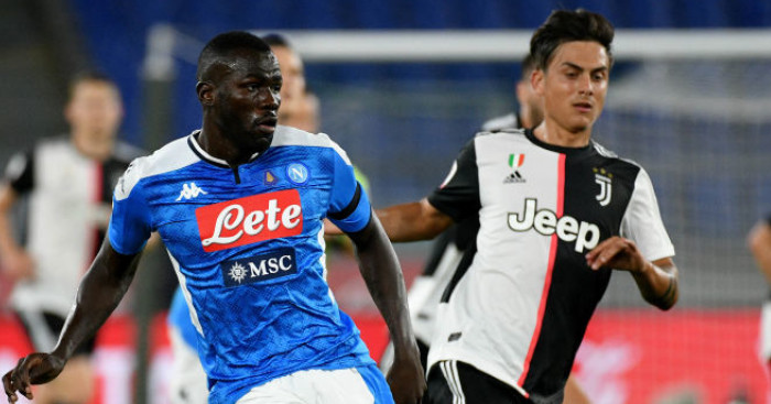 Man City sent message amid reports of fresh Koulibaly approach - team talk