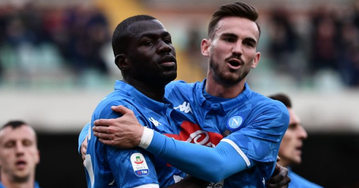 Kalidou.Koulibaly.Fabian.Ruiz  - Man City make painful Koulibaly blunder in announcing Ruben Dias deal