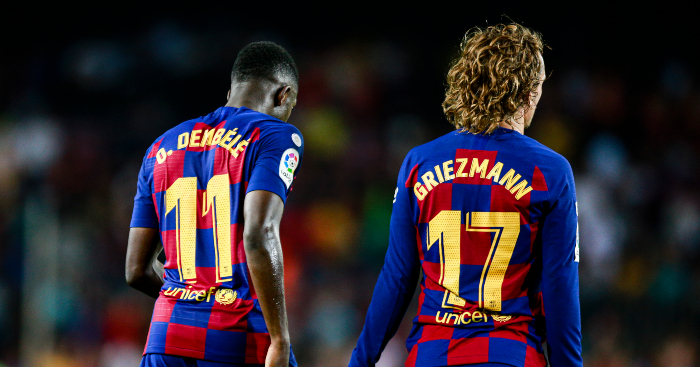 Man Utd, Chelsea 'perfectly informed' of Barcelona star's transfer situation - team talk