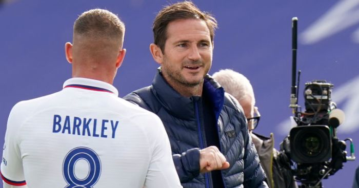 Barkley Lampard TEAMtalk