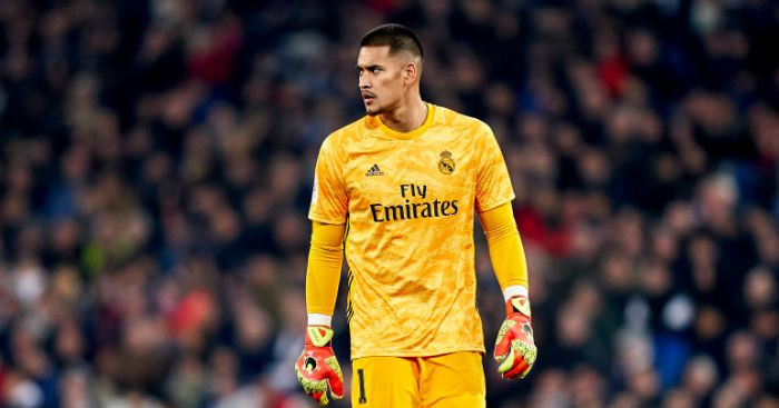 Alphonse Areola TEAMtalk - Paper Talk: City row opens door for Man Utd to steal Koulibaly as two defender deals near; Arsenal offered PSG star