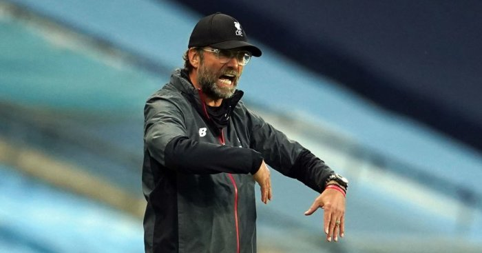 Jurgen Klopp Liverpool Man City TEAMtalk