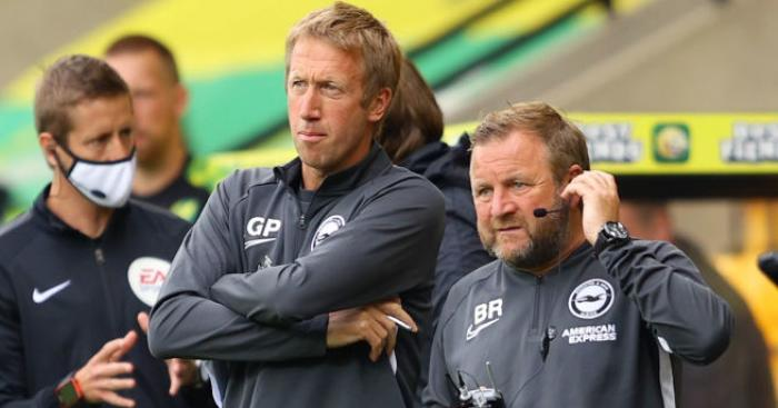 Potter explains why Brighton are not safe yet despite beating Norwich