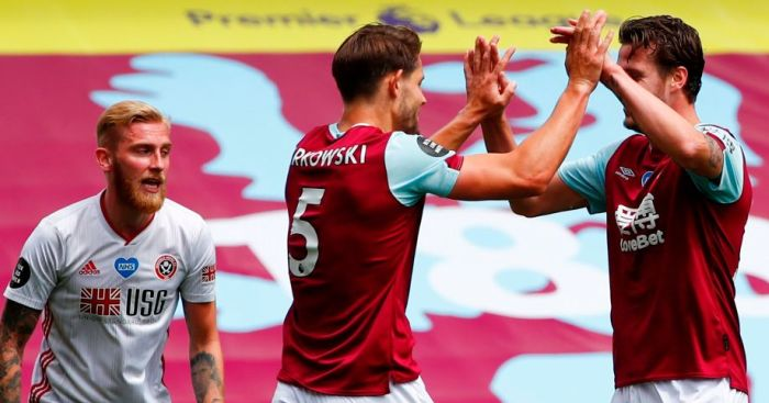 James.Tarkowski - Napoli defender the latest in West Ham sights but rivals also keen