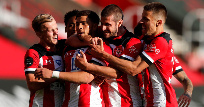 Southampton claim colossal victory after Adams stunner sinks Man City - team talk