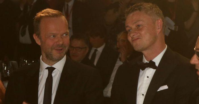 Ole Gunnar Solskjaer, Ed Woodward Man Utd TEAMtalk