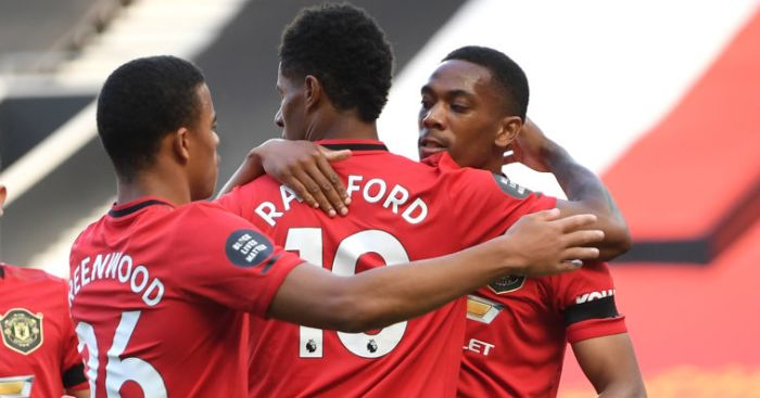 Rashford Greenwood Martial TEAMtalk