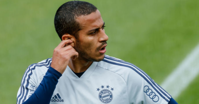 Thiago.Alcantara - Rooney dreading prospect of Liverpool landing former Man Utd target
