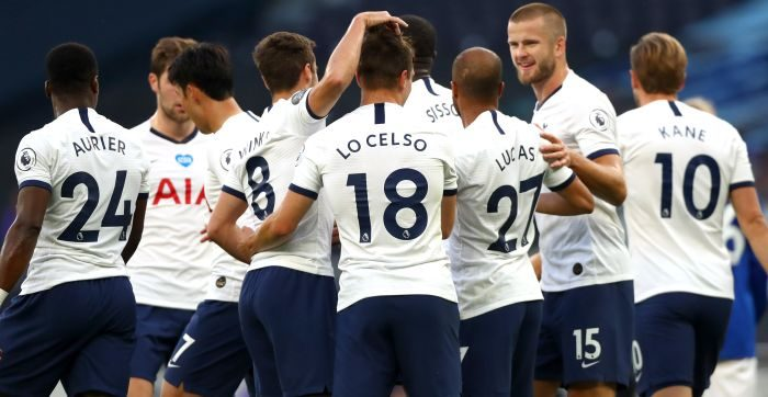 Lo Celso Tottenham TEAMtalk