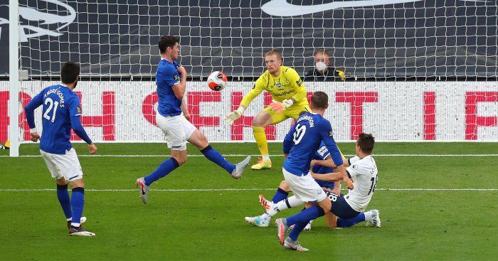 Lo Celso, Michael Keane Tottenham Everton TEAMtalk