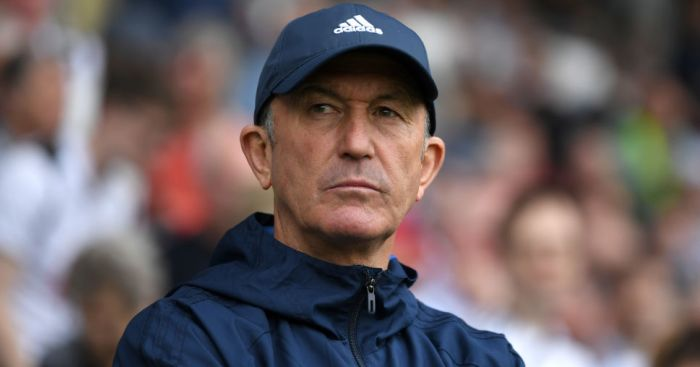 Tony Pulis TEAMtalk