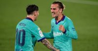 Lionel Messi, Antoine Griezmann Barcelona TEAMtalk