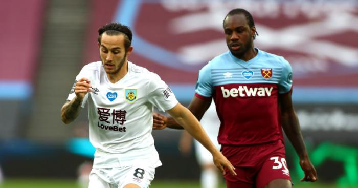Josh Brownhill Michail Antonio - Paper Talk: Man Utd offered Inter winger; keeper wants out at Old Trafford; Chelsea chase Atleti star