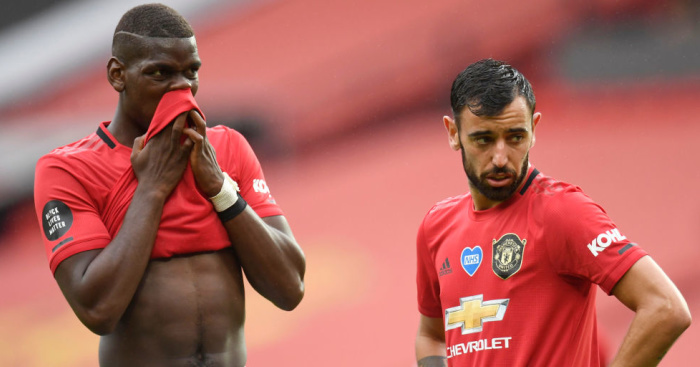 Paul Pogba talks of new-found Man Utd love after naming four stars he adores to watch - team talk