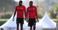 Axel Tuanzebe, Timothy Fosu-Mensah Man Utd TEAMtalk
