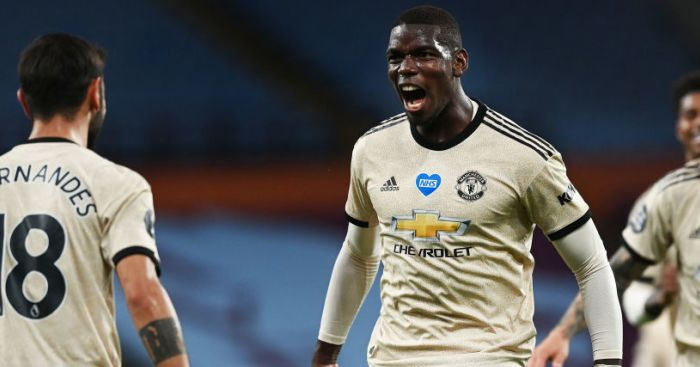 GettyImages.1255268187 - Raiola lays down the law with Man Utd as Pogba future comes into focus