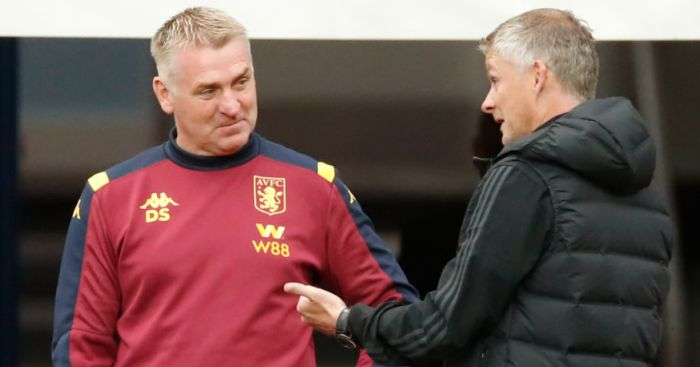 Dean Smith Solskjaer TEAMtalk