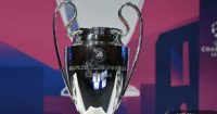 Champions League trophy TEAMtalk