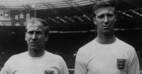 Bobby Charlton and Jack Charlton