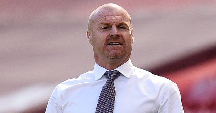Dyche reveals HT message that inspired Burnley comeback at Liverpool