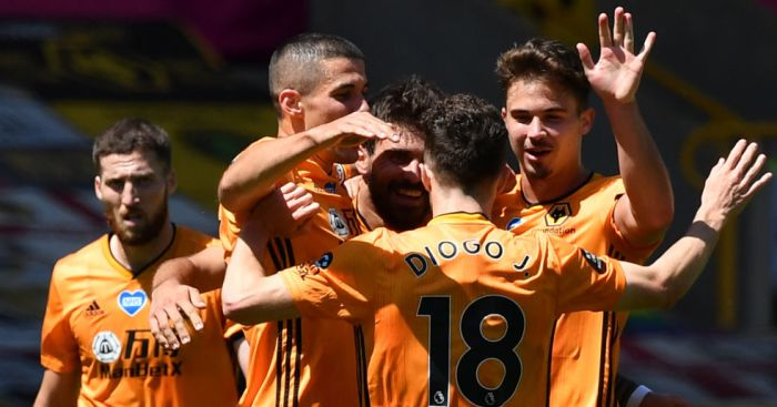 Jimenez strikes again as Wolves thump sorry Everton to go sixth - team talk