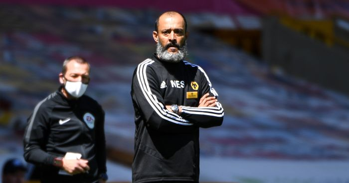 Nuno reveals aspect of Wolves performance that 'upset' him - team talk
