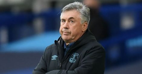 Carlo Ancelotti Everton TEAMtalk