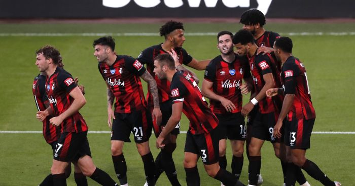 Champions League hopes in danger as Leicester crumble at Bournemouth