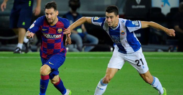Lionel Messi, Marc Roca