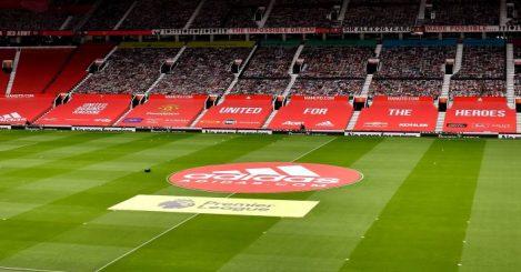 Old Trafford Manchester United TEAMtalk