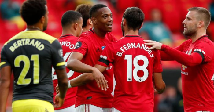 Martial TEAMtalk