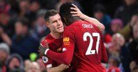 Milner, Origi Liverpool TEAMtalk